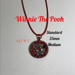 Jewelry - Winnie the Pooh Themed Locket